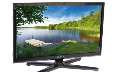 AL-CAR EasiTV LED 19.5 Wohnmobil Fernseher 12V