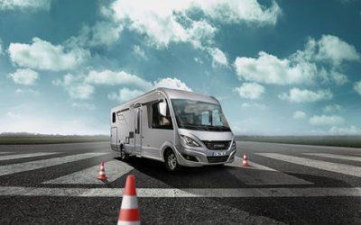 Fahrsicherheitstraining für Wohnmobile !!!