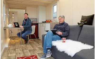 [KN+ vom 14.01.2020] NORDIC CARAVAN aus Schwentinental bei Kiel versorgt digitale Nomaden mit mobilen Angeboten