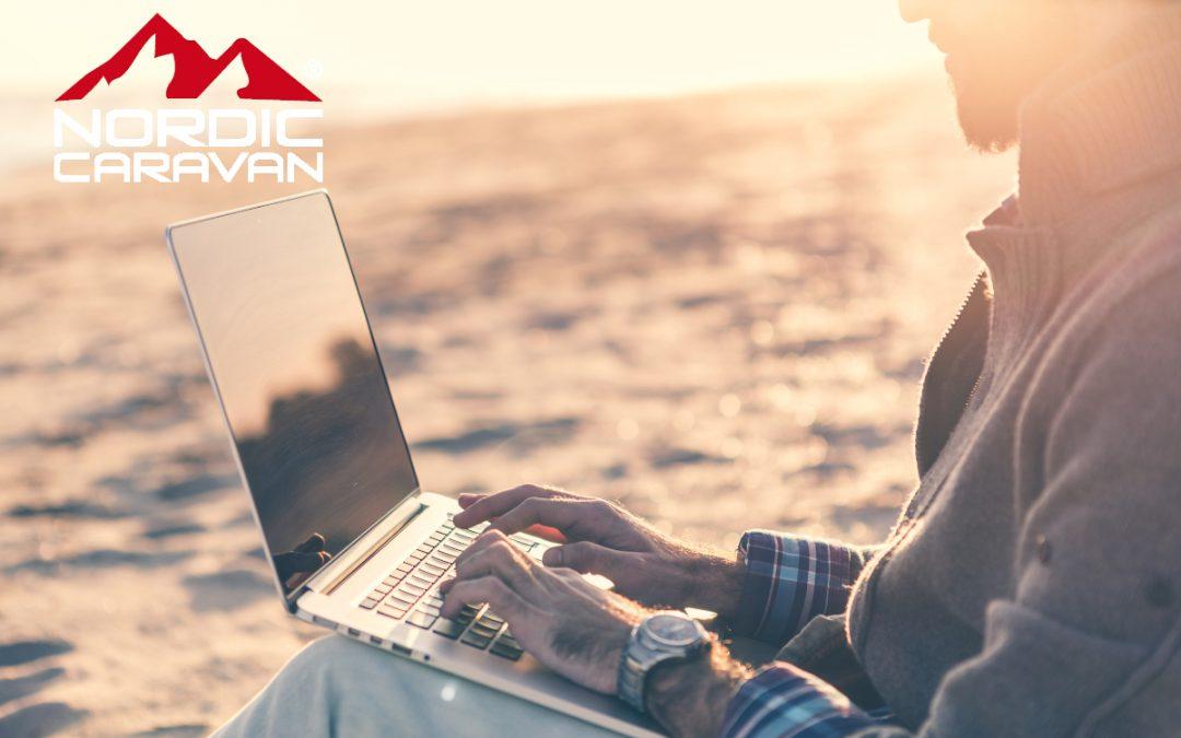 NORDIC CARAVAN – Ihre Experten für mobiles Arbeiten und Ansprechpartner für digitale Nomaden im Norden