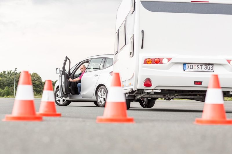 Fahrsicherheitstraining bei unserem Partner ADAC